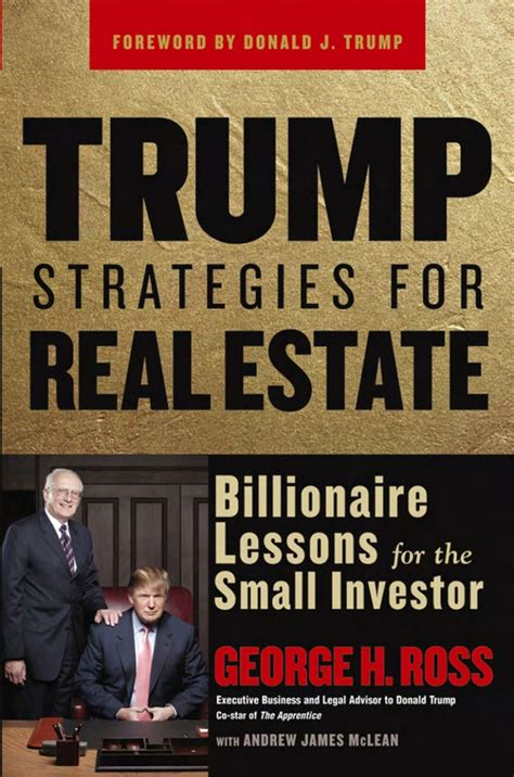 donald trump real estate biography 100162840 donald trump strategies for real estate