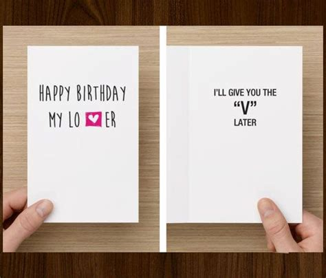 25 best ideas about boyfriend birthday cards on