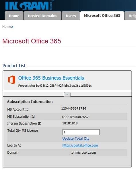 Portal Microsoft Office 365 by Office 365 Csp Portal 28 Images Removing The Csp As