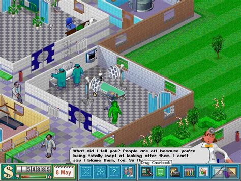theme hospital psp iso download de jogos games roms e isos de psx ps2 ps3 ds