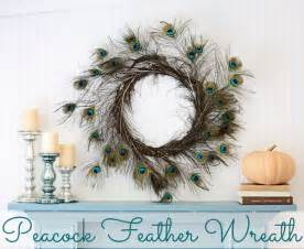 Decorating Ideas Using Peacock Feathers 40 Must Try Fall Ideas Positively Splendid Crafts