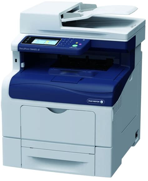 Fujixerox Docuprint Cm405df best fuji xerox docuprint cm405df multifunction printer