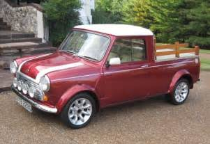 Mini Cooper Truck For Sale Mini Cooper Tag Hemmings Daily