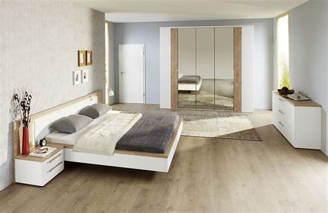 Nolte Schlafzimmer by Belaro Nolte M 246 Bel Schlafzimmer Wei 223 Eiche Casera