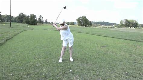 woman golf swing minimalist golf swing for senior woman golfer youtube