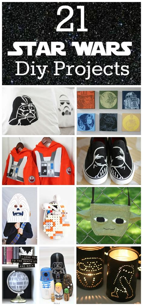 gift ideas for star wars fans 21 amazing star wars diy projects gift ideas you ll love