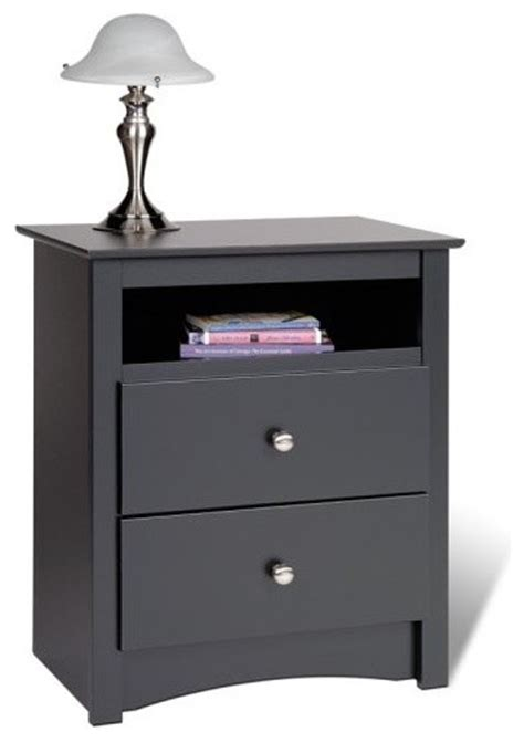 how tall should nightstands be sonoma 2 drawer tall nightstand traditional