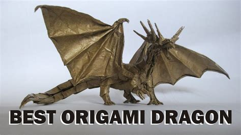 Top 10 Best Origami - 50 best origami most complex origami