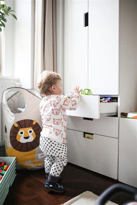 Ikea Kinderschrank Stuva by Friedrichs Neues Kinderzimmer Pinspiration