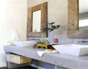 Small Rustic Bathroom Ideas frame your bathroom mirror rustic bathroom designs small
