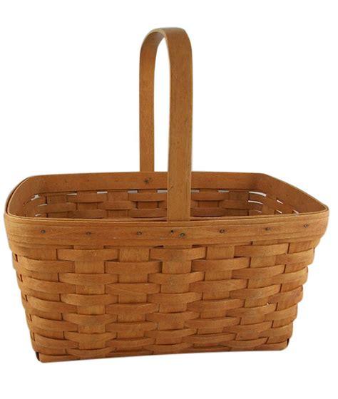 longaberger baskets top 5 longaberger baskets for newlyweds ebay