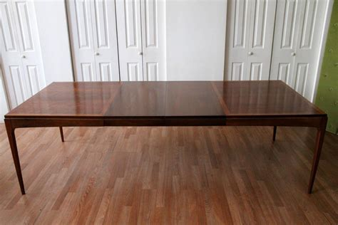 lane dining room furniture lane walnut dining room table and ten chairs at 1stdibs