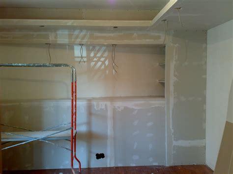 da letto in cartongesso villino idee ristrutturazione casa