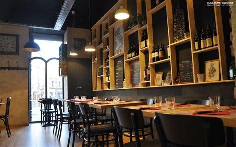 Superbe Design Interieur Petit Appartement #3: renovation-pizzeria-petit-budget-ambiance-industriel-mur-etagere-guillaume-coudert.jpg