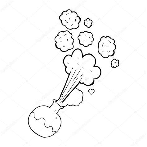 imagenes quimica blanco y negro reacci 243 n qu 237 mica de dibujos animados blanco y negro