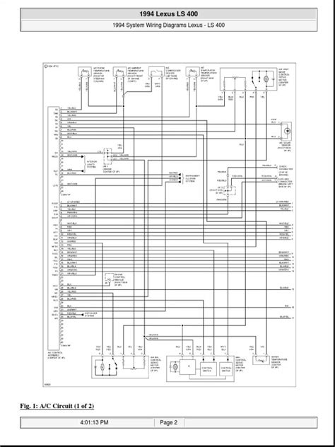 car aircon electrical wiring diagram car air conditioning