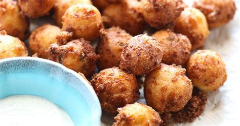 buttermilk hush puppies check out tex mex hush puppy it s so easy to make hush
