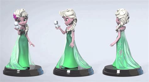 and elsa infinity characters disney infinity elsa premium 12 quot figure design revealed