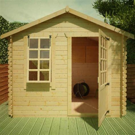 okehton 19mm log cabin for sale