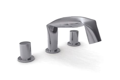 Fold Faucet by Fold Faucet By Lorenzo Damiani X Ceramica Flaminia