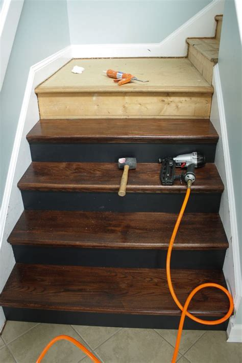 diy decorations stairs diy staircase makeover staircases woods and basements