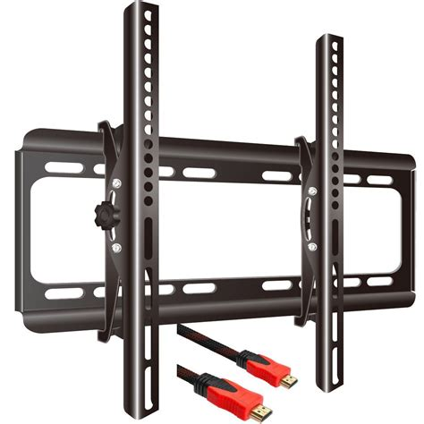 Bracket Tv Ledlcdplasma anko tv tilting bracket wall mount suitable for most 26 55 inch led lcd and plasma tvs vesa