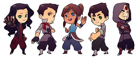 Y The Last Book Four legend of tiny korra by paper on deviantart