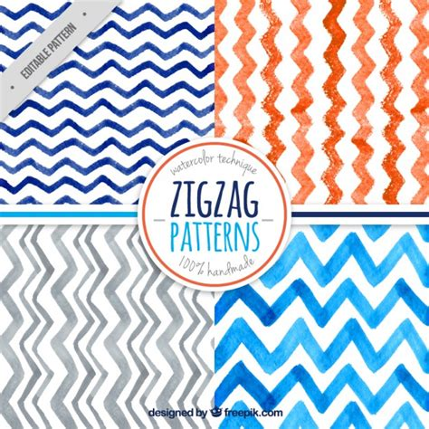 svg pattern collection zig zag pattern collection vector free download