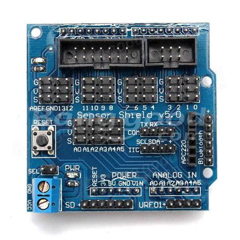 Expansion Board For Arduino Uno uno r3 sensor shield v5 expansion board for arduino sale