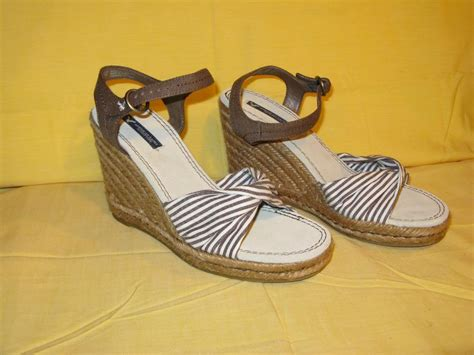 Piped Espadrille Wedge From Outfitters by Akrobig American Eagle Outfitters Espadrille Wedge Shoes