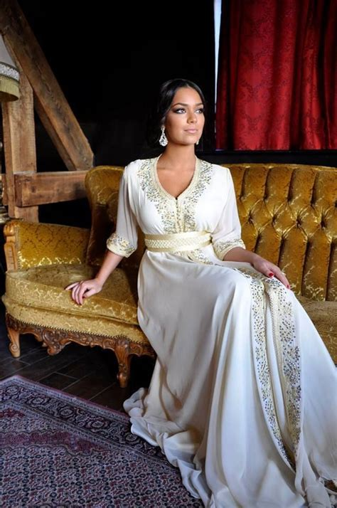 Robe De Mariée Orientale 2017 - les 25 meilleures id 233 es concernant caftan marocain sur