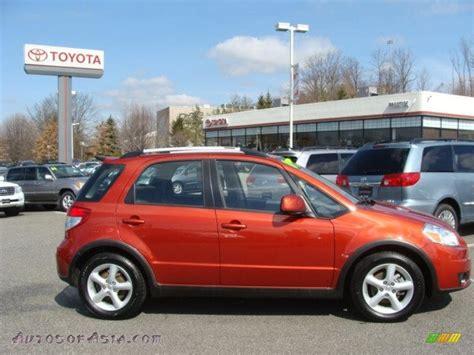 Suzuki Awd 2008 Suzuki Sx4 Crossover Touring Awd In Sunlight Copper