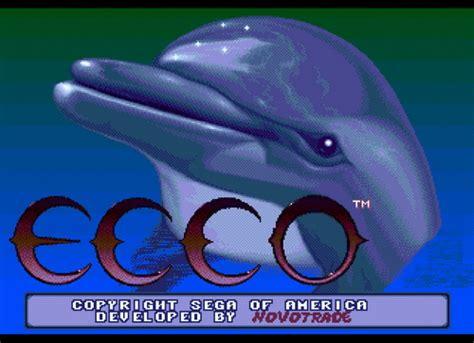 emuparadise dolphin ecco the dolphin usa europe rom