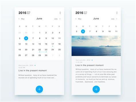 Calendar App Ios Best 25 Calendar Ui Ideas On Calendar App