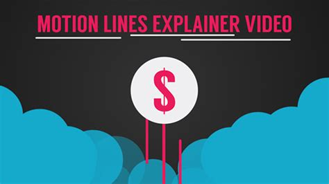 motion lines explainer video by amigoproductions videohive