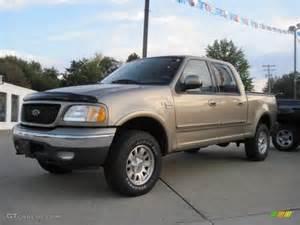 2003 Ford F150 Xlt 2003 Arizona Beige Metallic Ford F150 Xlt Supercrew 4x4