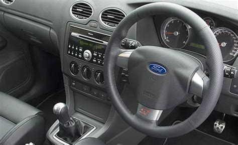 2006 Ford Focus Interior car and driver