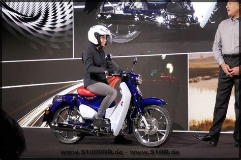 Honda Motorrad Monkey by Eicma Honda Premieren F 252 R 2018 Monkey Etc