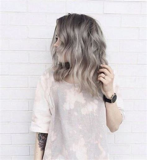 shagy short with silver highlights haistyles 15 super cool shaggy haircuts for girls 2016 pretty designs