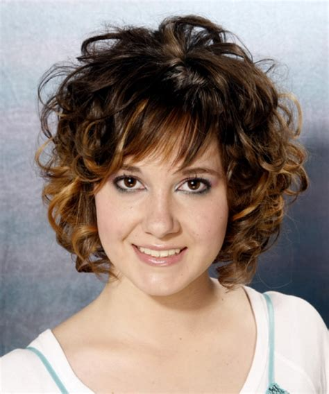 brunette womens shaggy layered short haircuts curly shaggy hairstyles for women natural hair care
