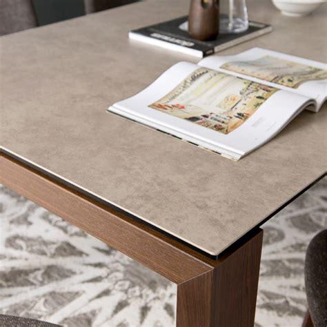 tavoli in ceramica calligaris sigma tavolo moderno allungabile fino a 220 cm