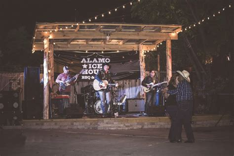 Venue Spotlight Alamo Ice House Bbq Brew Lone Star Music Magazine