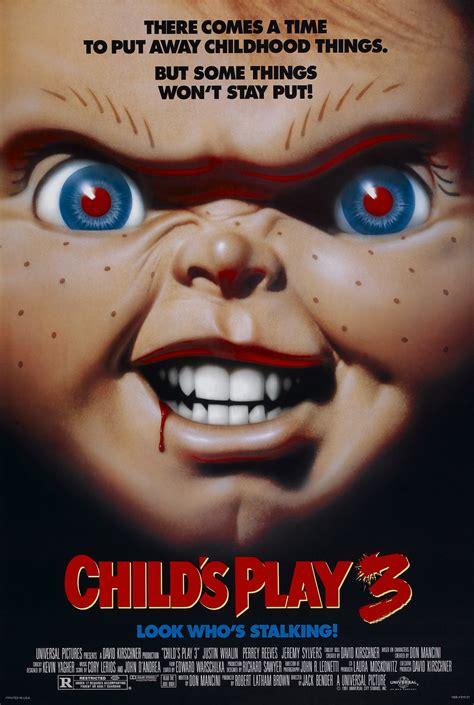 film chucky 3 chucky la saga completa taringa