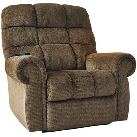 jc penney recliner signature design by ashley 174 ernestine power lift recliner