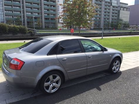 2003 audi a4 sale 2003 audi a4 for sale for sale in east wall dublin from