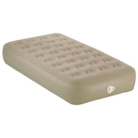 Rechargeable Air Mattress by Air Mattresses Aerobed High Adventure Bed With