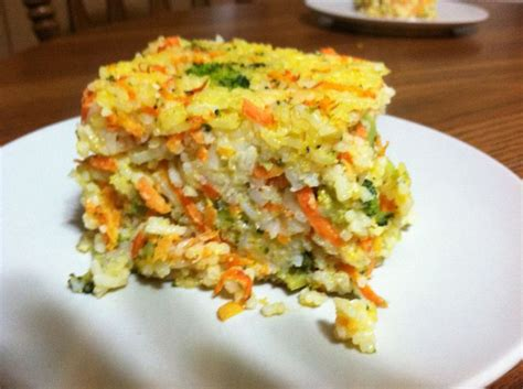 cooking with kids easy veggie rice cheese casserole dinner