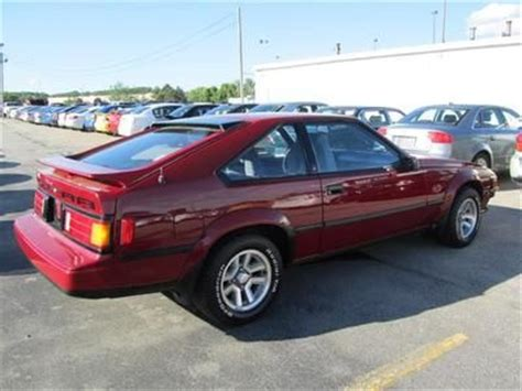 1985 Toyota Supra For Sale Purchase Used 1985 Toyota Supra Coupe 5 Manual Sunroof