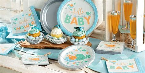 Baby Shower Supplies For Boy by Hello Boy Baby Shower Supplies City