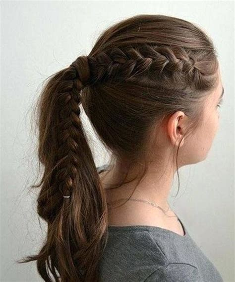 easy and quick hairstyles step by step dailymotion unique easy hairstyles for school step by step for short